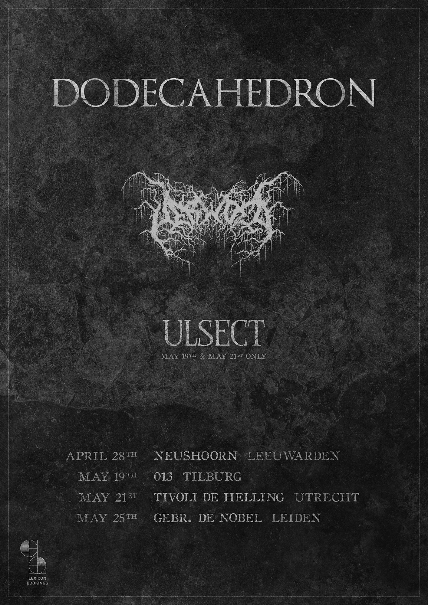 Dodecahedron Verwoed Ulsect